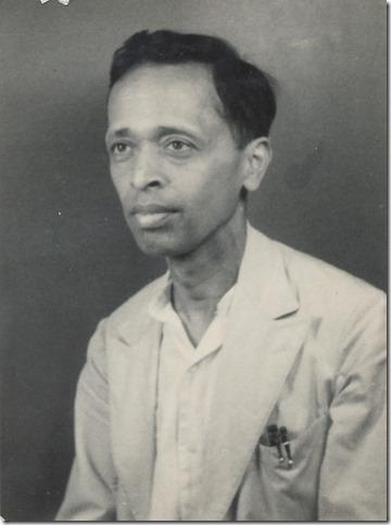m.p.t. acharya   Magda Nachman Acharya